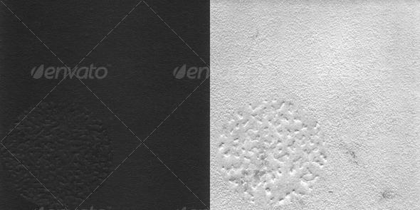 Passepartout black and white - Miscellaneous Textures