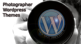 Photographer - Wordpress