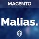 Malias -  Responsive Magento Theme