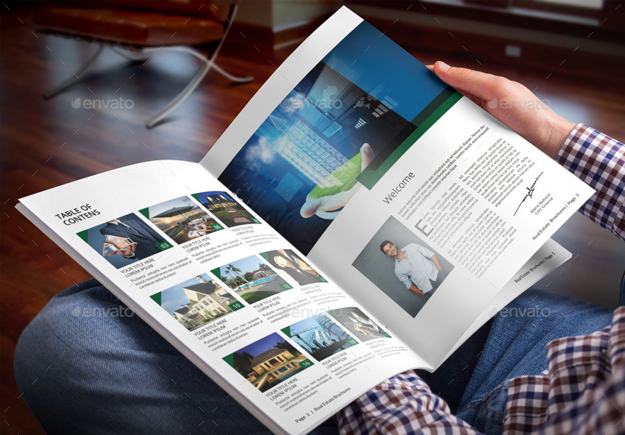 Real Estate Brochure Template   Catalogs Brochures ·  01_Brochure_Template 02_Brochure_Template ...