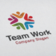 Team Work Logo - GraphicRiver Item for Sale