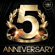 Anniversary Flyer - GraphicRiver Item for Sale
