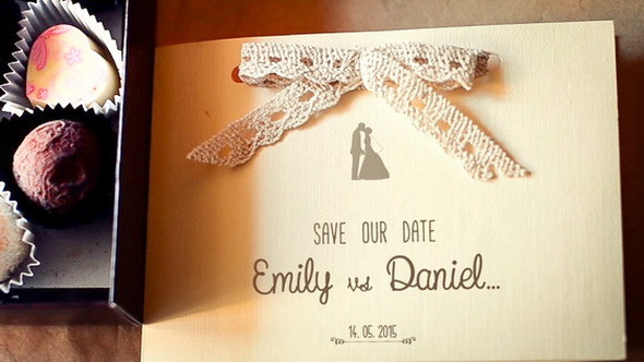 Wedding Invitation After Effects Templates from VideoHive