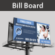 Fitness Center Billboard Banner Psd Template - GraphicRiver Item for Sale