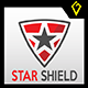 Star Shield Logo - GraphicRiver Item for Sale