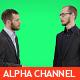 Businessmen Talking 1 - VideoHive Item for Sale