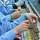 Specialist Hands Manufacturing Tech Production