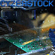 Abstract Background of Hi-Tech Machine at Work - VideoHive Item for Sale