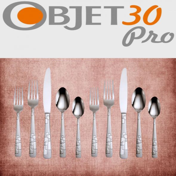 Utensil Set  - 3DOcean Item for Sale