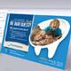 Dentist Post card Design  - GraphicRiver Item for Sale
