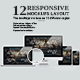 Responsive Mockup Website Screen Devices - GraphicRiver Item for Sale
