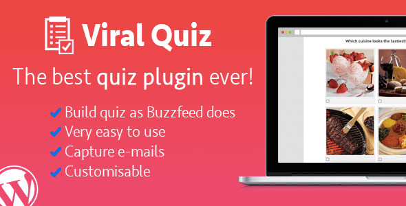 Wordpress viral quiz buzzfeed quiz builder by for Home decor quiz buzzfeed