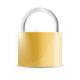 Glossy Lock icon - GraphicRiver Item for Sale