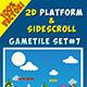 2D Platform & Sidescroll Tileset #7
