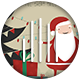 Christmas Tale Book - GraphicRiver Item for Sale