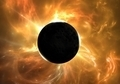 Total eclipse of the Sun - PhotoDune Item for Sale