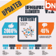Infographic Elements V.1 - GraphicRiver Item for Sale