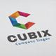 Cubix - C Letter Logo