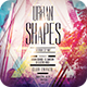 Urban Shapes Flyer - GraphicRiver Item for Sale