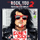 Rock You 2 Poster and Flyer Template - GraphicRiver Item for Sale