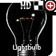 Classic Lightbulb - GraphicRiver Item for Sale