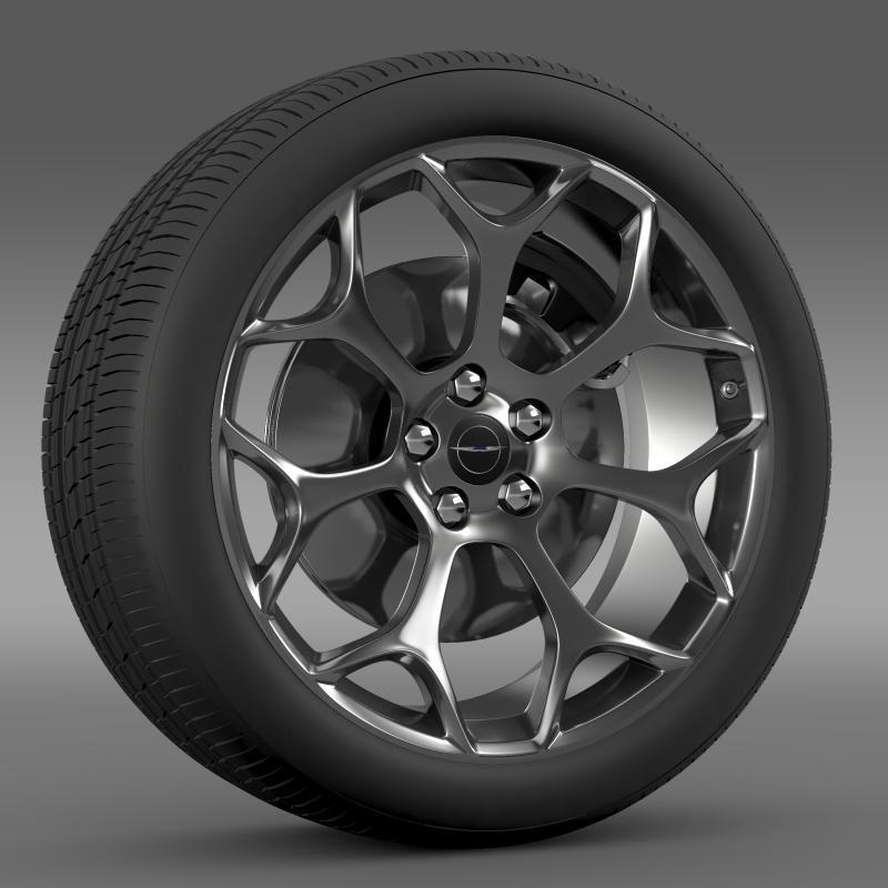 Chrysler 300S 2015 Wheel By CreativeIdeaStudio