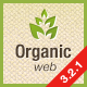 Organic Web - Environmental WordPress Theme Nulled