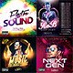 Music CD Cover Mega Bundle 3 - GraphicRiver Item for Sale