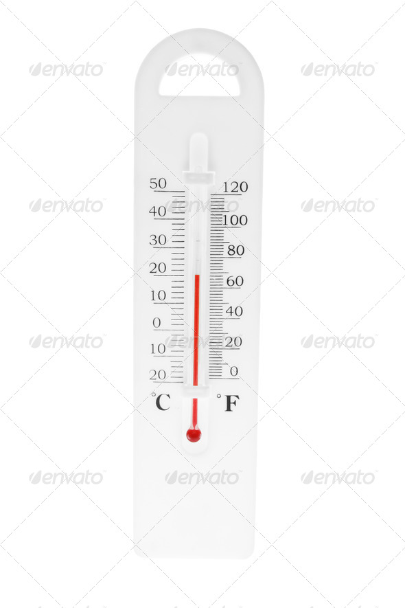 Thermometer - Stock Photo - Images