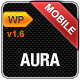 Aura Premium Mobile Theme Nulled