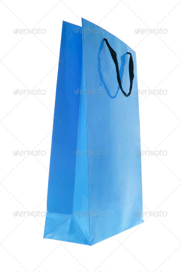 Shopping Bag - Stock Photo - Images