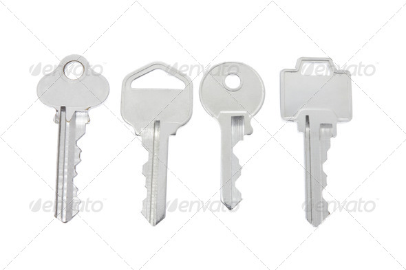 Keys - Stock Photo - Images