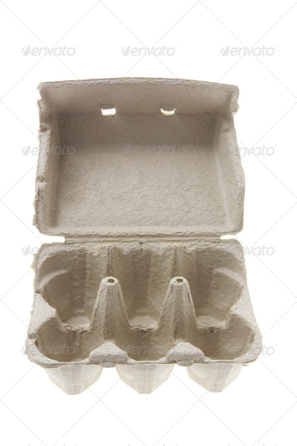 Egg Carton - Stock Photo - Images
