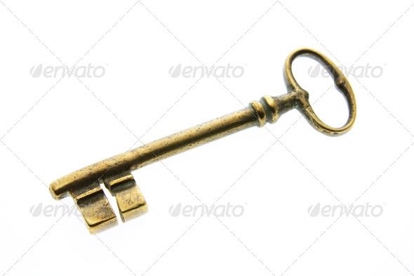 Skeleton Key - Stock Photo - Images