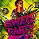 Flyer Swag Party Konnekt - GraphicRiver Item for Sale