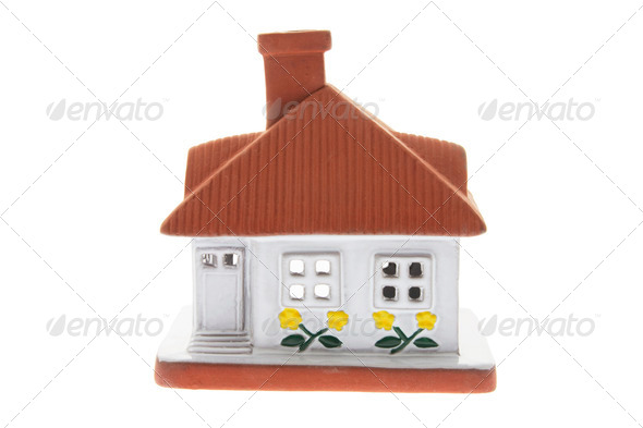 Miniature House - Stock Photo - Images