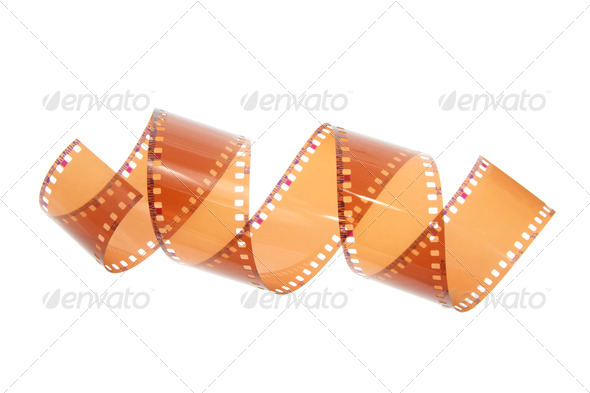 Blank Negative Film - Stock Photo - Images