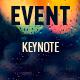 Event keynote presentation