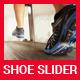 Running Shoes Slider