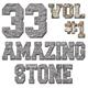 33 Stone Styles Vol. 1