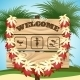 Welcome To Paradise - GraphicRiver Item for Sale
