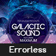Galactic Sound Flyer - GraphicRiver Item for Sale