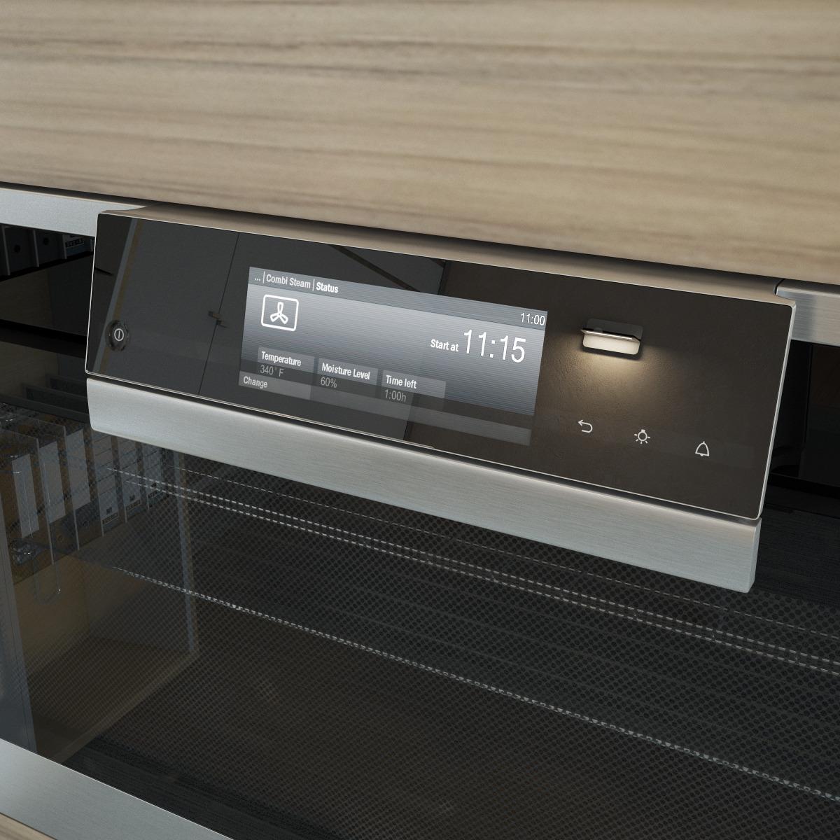 miele h6890bp oven 90 cm by genkot29 3docean. Black Bedroom Furniture Sets. Home Design Ideas