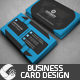 Corporate Elegant Business Card