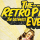 Retro Party Flyer 3 in 1 - GraphicRiver Item for Sale