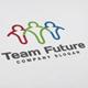 Team Future Logo - GraphicRiver Item for Sale