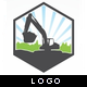 Land Clearing Logo - GraphicRiver Item for Sale