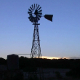 Sunset over Farm Windmill - VideoHive Item for Sale