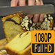 Cake Cut with a Knife - VideoHive Item for Sale
