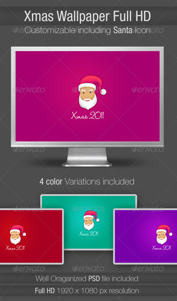 Christmas Wallpaper - Miscellaneous Backgrounds